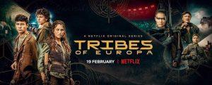 Tribes of Europa – Nouveauté Netflix