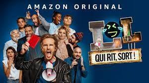 LOL Qui Rit Sort : la nouvelle émission de Prime Video