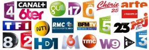 Audiences TV d'avril 2021